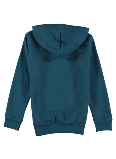Asymmetry Sweatshirt Haki